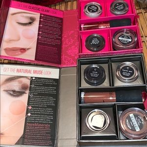 """BareMinerals """"Look of Now"""" 5pc Sets*Glam & Muse"""